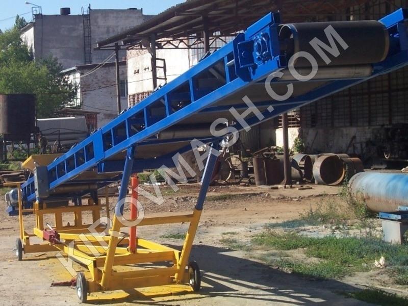 Транспортер для подъема на высоту мордовский элеватор тамбовской области